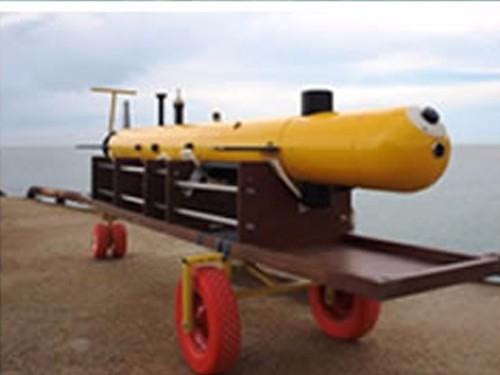 深海探测AUV(中俄合作研发产品)